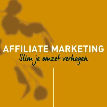 Online training affiliate marketing